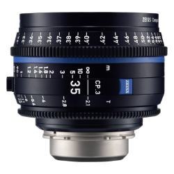 Zeiss CP.3 25mm/T2.1 feet Canon EF mount