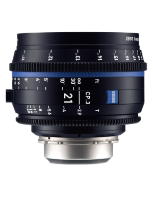 Zeiss CP.3 21mm/T2.9 feet Canon EF mount