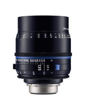 Zeiss CP.3 135mm/T2.1 feet Canon EF mount