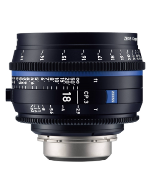 Zeiss CP.3 18mm/T2.9  feet Canon EF mount