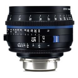 Zeiss CP.3 15mm/T2.9  feet PL mount
