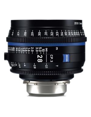 Zeiss CP.3  28mm/T2.1 feet PL mount