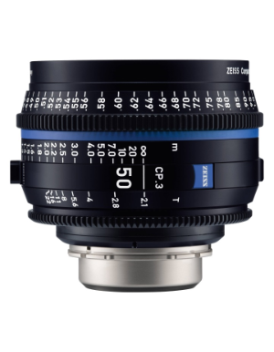 Zeiss CP.3 50mm/T2.1  feet Canon EF mount