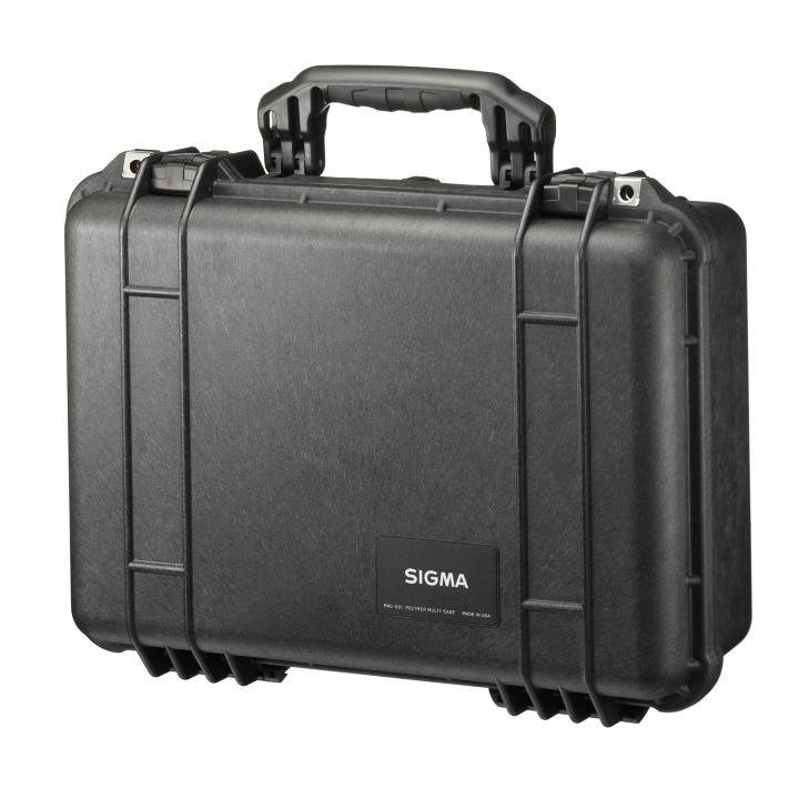 Sigma PMC-001 Hard Case for 18-35mm T2 and 50-100mm T2 Cine Lenses