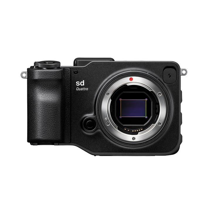 Sigma SD Quattro Mirrorless Digital Camera