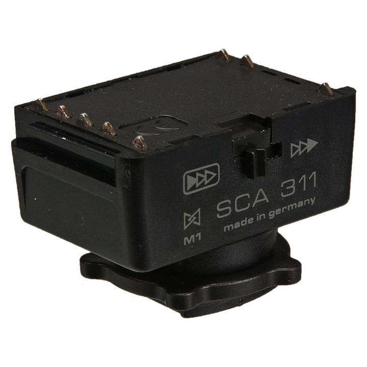 Metz SCA 311 Adapter for Canon TTL