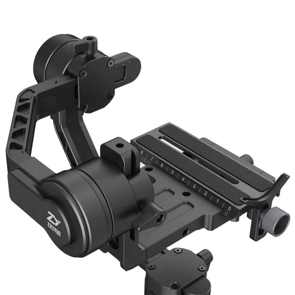 Zhiyun-Tech Crane 2 3-Axis Handheld Stabiliser Gimbal w/ Follow Focus Max 3.2kg Payload