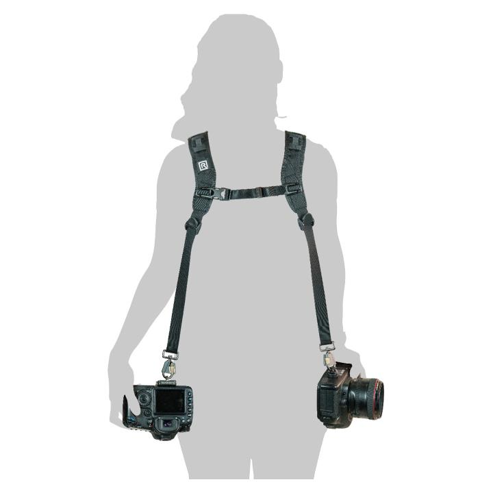 BlackRapid Double Slim Breathe Camera Strap