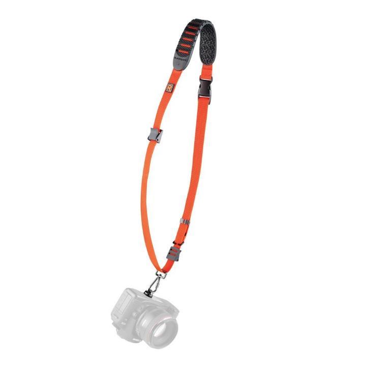 BlackRapid Cross-Shot Sling Camera Strap Orange**