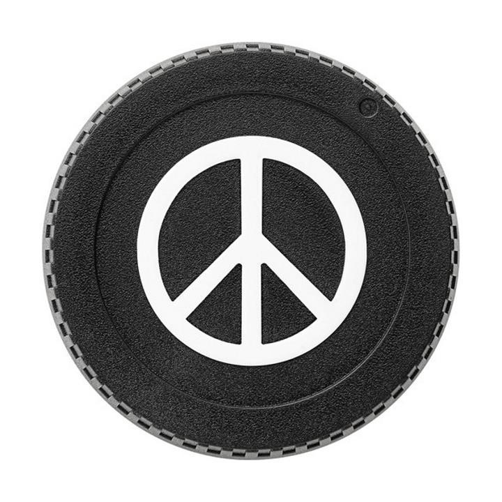 BlackRapid LensBling Peace Lenscap for Canon