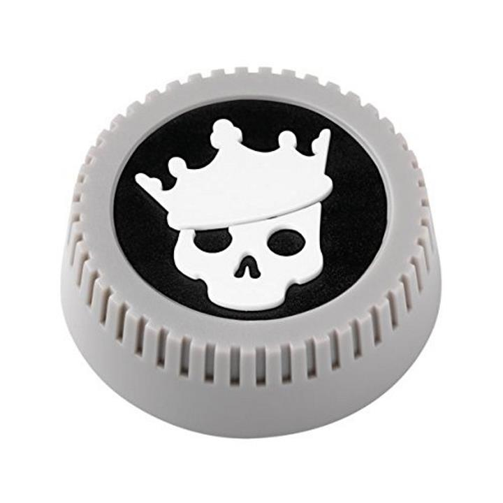 BlackRapid LensBling Skull Crown Lenscap for Nikon
