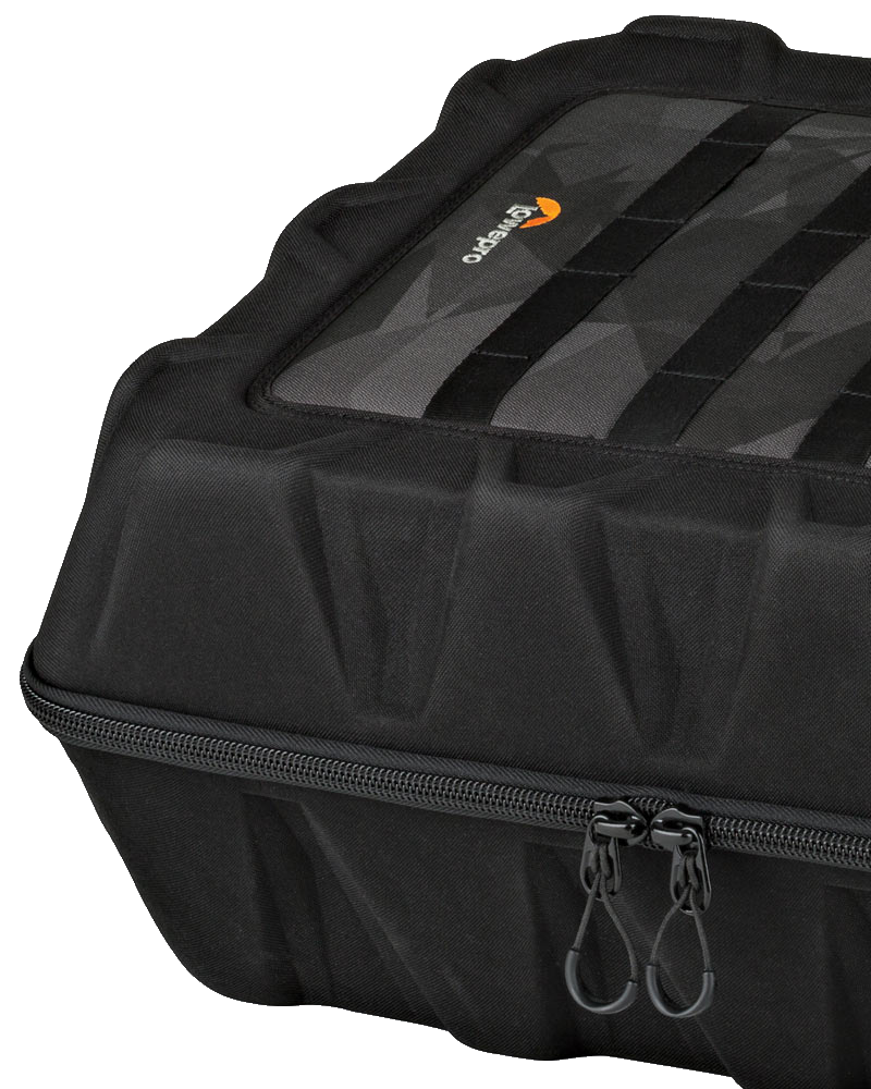 Lowepro Droneguard Cs 400 Black 680928 Crkennedy Photo And Imaging Sturdy Zippers Seal The Deal