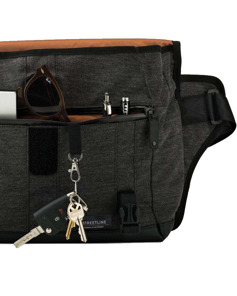 Lowepro Streetline Sl 140 Sling Bag Charcoal Grey 680967 Cr Sh 120 Everything Has A Place