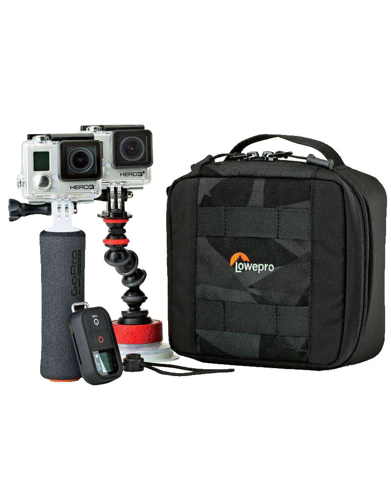 Lowepro Viewpoint Cs 60 Case For Gopro Black 680951 Crkennedy Dashpoint Avc 40 Ii Customize Any Situation