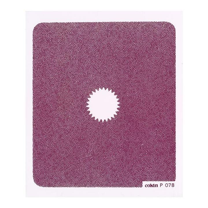 Cokin Center Spot WA Red M (P) Filter