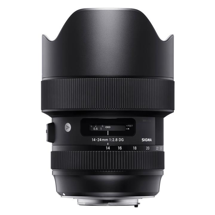 Sigma 14-24mm F2.8 DG HSM Art Lens