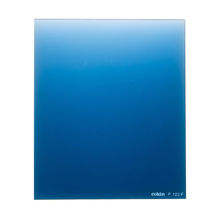 Cokin B2 - Graduated Blue Full Coverage Filter - 2 1/3-Stops