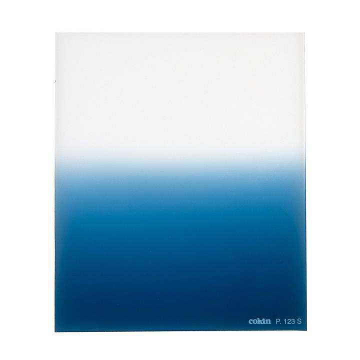 Cokin B2 - Graduated Blue Filter - Soft 1 2/3-Stops