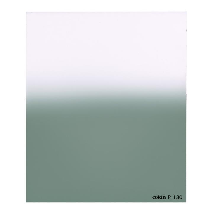 Cokin E1 - Graduated Emerald M (P) Filter - Hard 1 2/3-stop