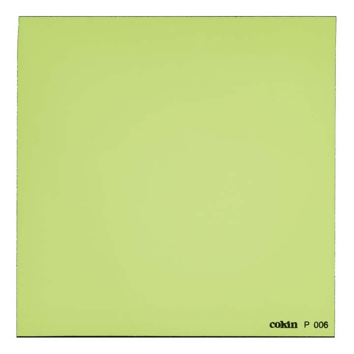 Cokin Yellow Green Filter