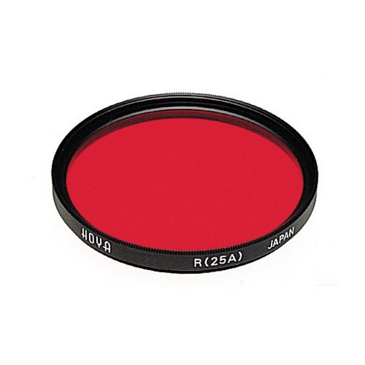 Hoya 25A Red Filter