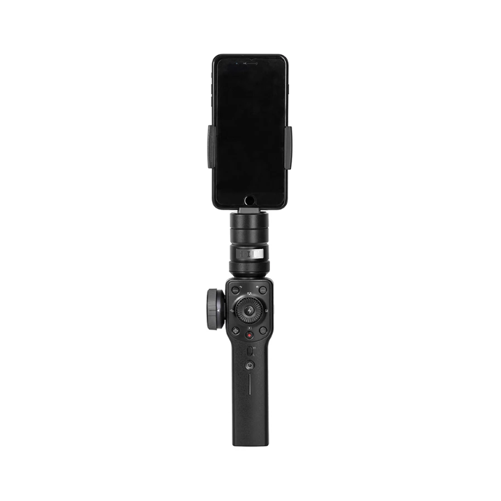 Zhiyun-Tech Smooth 4 Handheld 3-Axis Gimbal for Smartphones Black