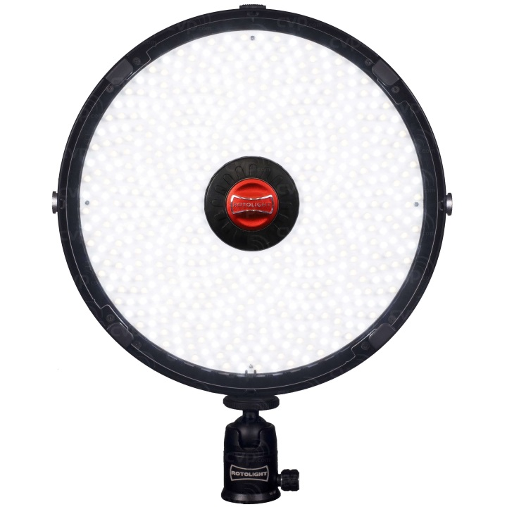 Rotolight AEOS 1-Head Kit (Includes B&S Head, FX Filters, Adapter)