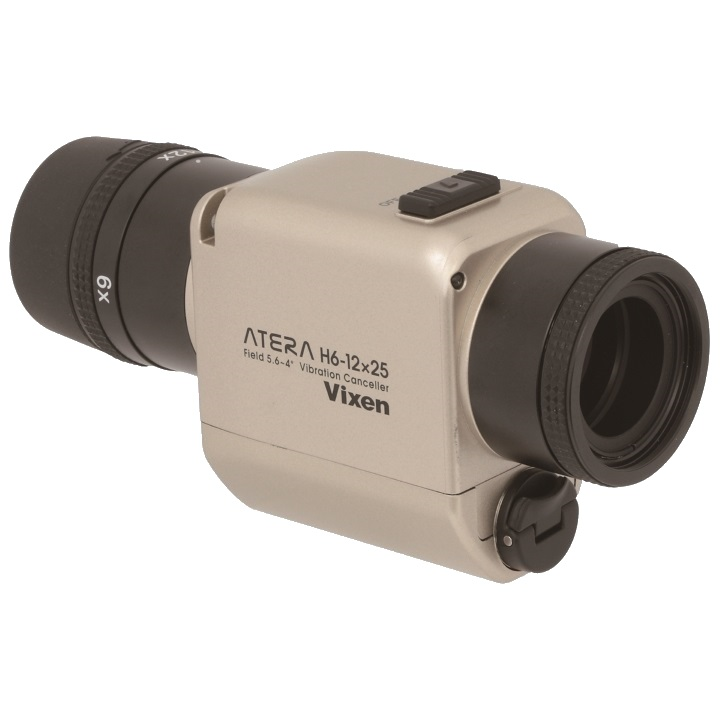 Vixen ATERA 6-12x25 Stabilised Zoom Monocular - Champagne Gold