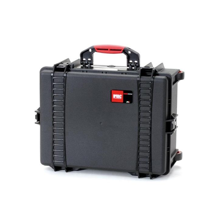 HPRC 2600W Wheeled Hard Resin Case