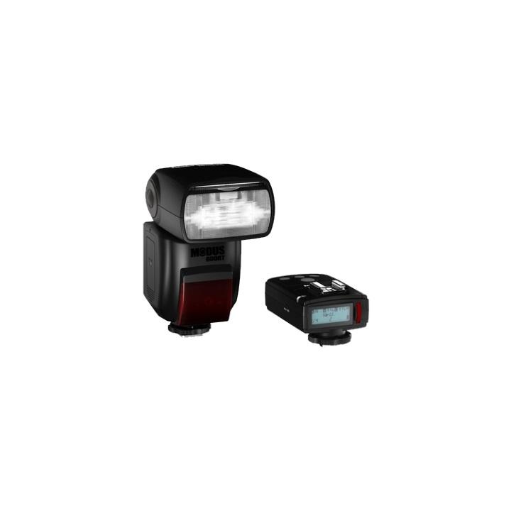 Hahnel Modus 600RT Speedlight Flashgun Wireless Kit