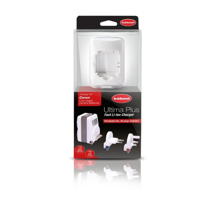 Hahnel Ultima Plus DSC Charger for Canon