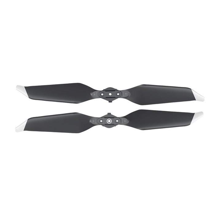 DJI Mavic Platinum PT3 - 8331 Low-Noise Quick Release Propellers ( One Pair ) Silver