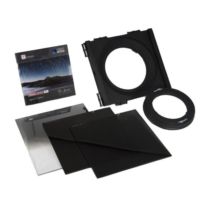 Formatt Hitech 165mm Firecrest Elia Locardi Signature Edition Travel Filter Kit