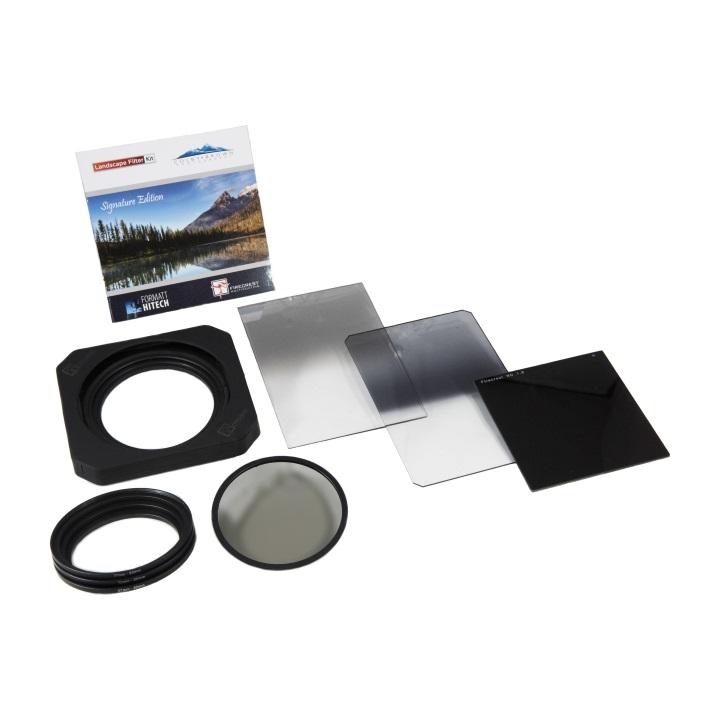 Formatt-Hitech Firecrest Colby Landscape Kit Signa Edition 100 mm Filters and Holder