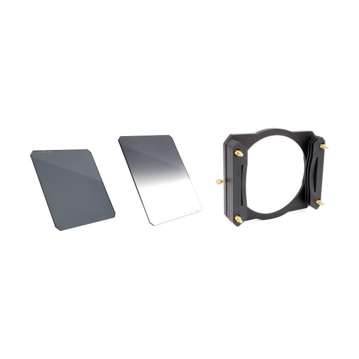 Formatt-Hitech 67x85mm Starter Kit 2 Filters Stops Neutral Density & Soft Edge Grad