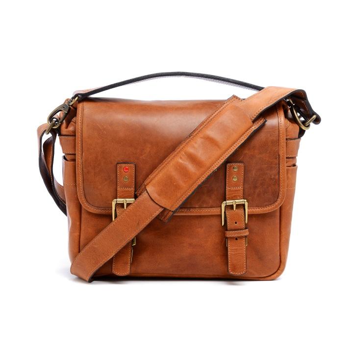 ONA Berlin II Messenger Bag - Vintage Bourbon **