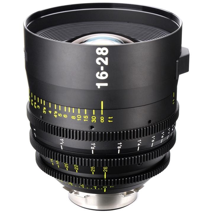 Tokina Cinema 16-28mm MK II T3 Lens for PL Mount