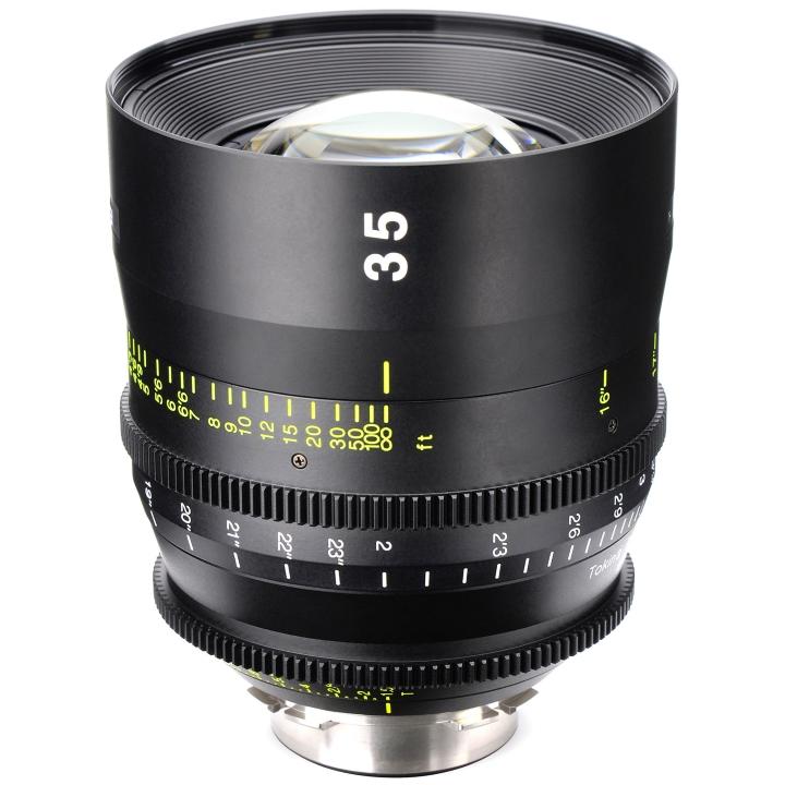 Tokina Cinema 35mm T1.5 Lens for Micro Four Thirds Mount