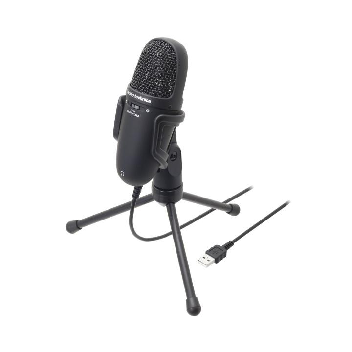 Audio-Technica AT9934USB Cardioid Condenser USB Microphone