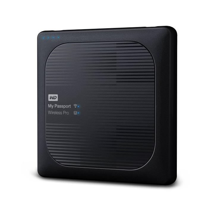 Western Digital My Passport Wireless Pro 4TB