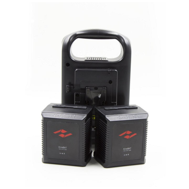 Kinefinity KineBAT (120Wh) 2x Batteries + Charger Kit for Terra