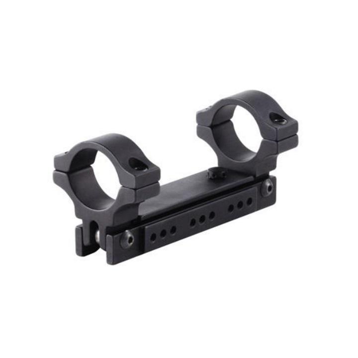 BKL-388 Adjustable Scope Mount for 30mm - Matte Black