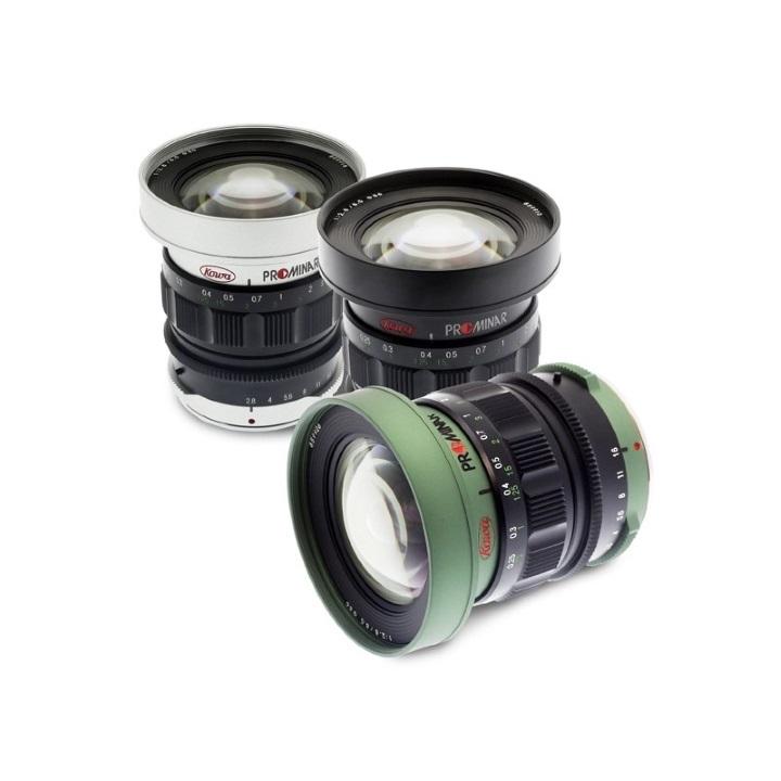 Kowa Prominar 8.5mm f/2.8 Micro Four Thirds