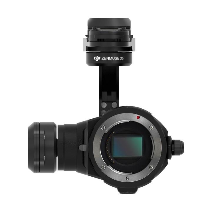 DJI Zenmuse X5 PT1 - 4K Camera & Gimbal (No Lens)