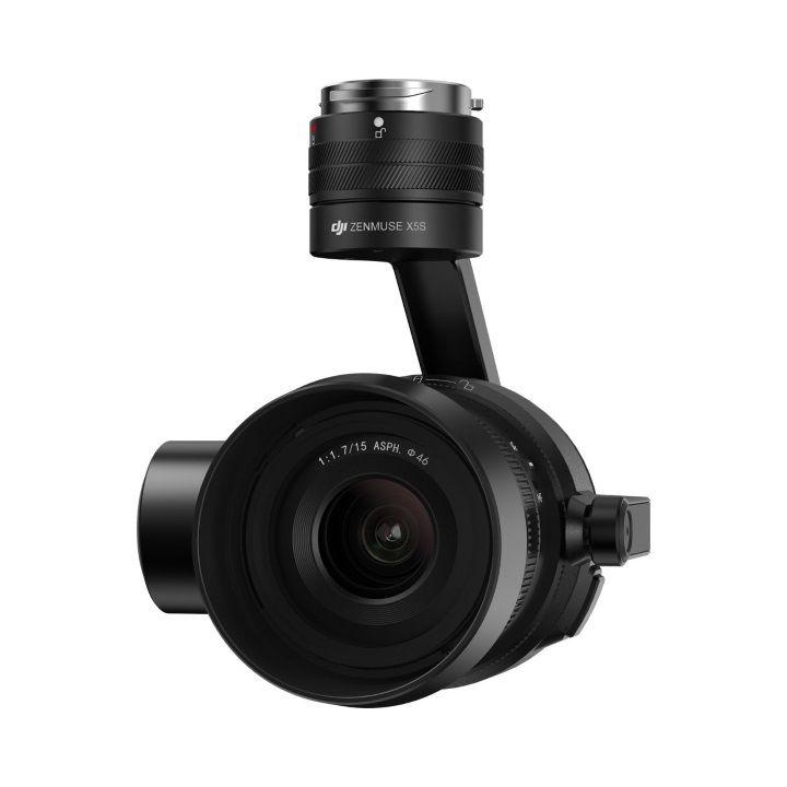 DJI Zenmuse X5S 5.2K Camera, Gimbal & Lens (15mm f/1.7)
