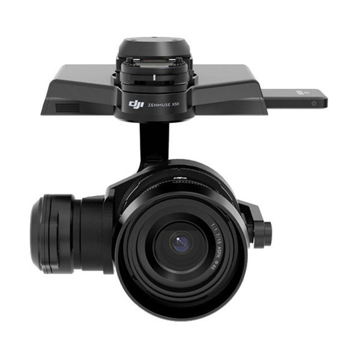 DJI Zenmuse X5R Raw 4K Camera, Gimbal and Lens