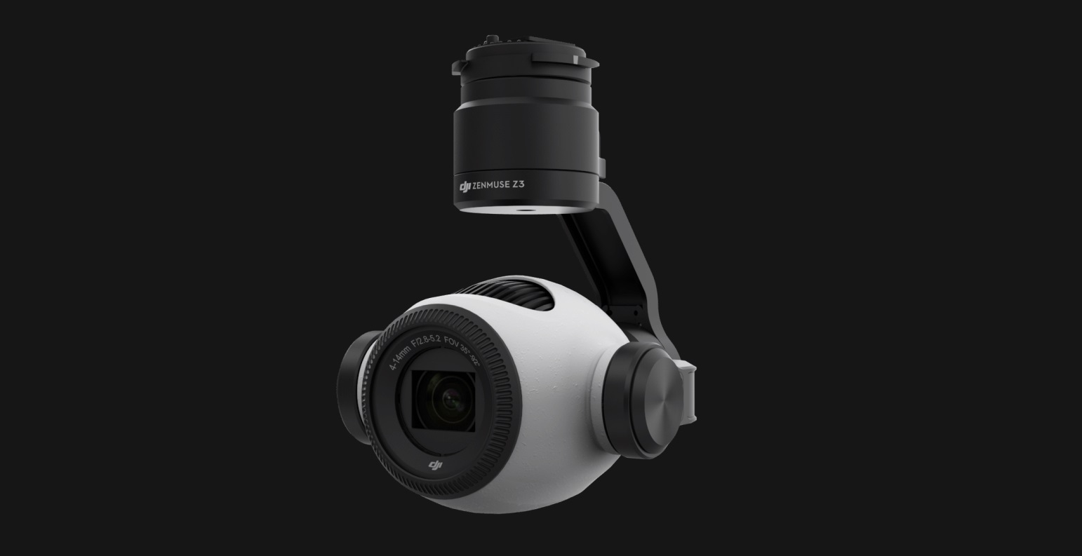 DJI Zenmuse Z3 7 x Zoom for Inspire / Matrice