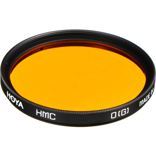 Hoya G (Orange) Filter