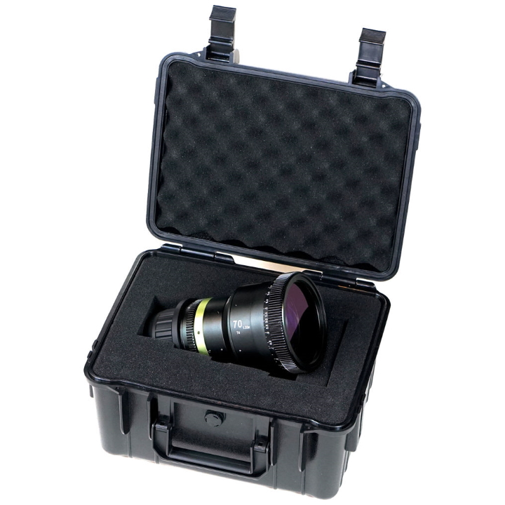 SLR Magic 1.33x, 70mm T4 Anamorphoto-CINE lens PL MOUNT w/s SingleLensCase & HoodAdapt