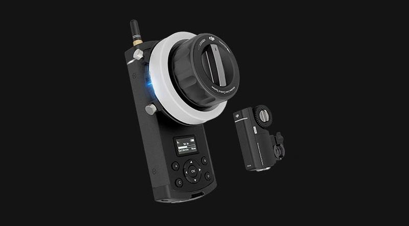 DJI Focus - Kit with Remote Controller Motor & Case